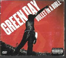 CD DIGIPACK 14 TITRES + DVD--GREEN DAY--BULLET IN A BIBLE--2005