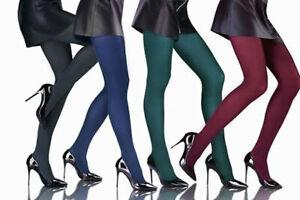 Conte TIGHTS Trendy 150 Den Heavy Winter Microfiber Warm Durable Pantyhose