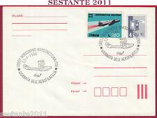 ITALIA FDC MAGYAR POST GIORNATA AEROFILATELIA 1986 BORGONOVO BARDONECCHIA T538