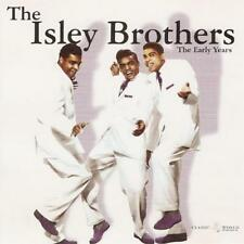 THE ISLEY BROTHERS The Early Years NEW & SEALED CLASSIC SOUL R&B CD MOTOWN 60s