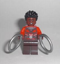 LEGO Super Heroes - Nakia - Figur Minifig Black Panther Royal Talon Klaue 76100
