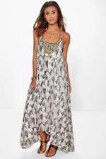 Beaded Petite Dresses for Women's Maxi Dresses