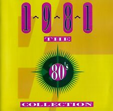 THE 80'S COLLECTION : 1981 / 2 CD-SET (TIME-LIFE-MUSIC TL 544/02)