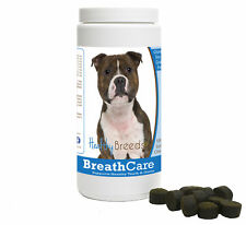 Healthy Breeds Staffordshire Bull Terrier Breath 100Ct