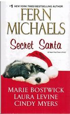 Secret Santa Fern Michaels Laura Levine Marie Bostwick Cindy Myers 2013 PB Book