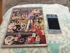 New listing SUPER BOWL XXV 25 Game PROGRAM New York Giants + Super bowl 25 hologram ticket!