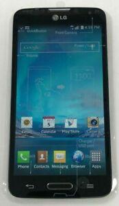 LG Optimus T Mobile Smartphone Black