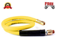 """REELCRAFT S601026-7 3//4/"""" x 7ft 250 psi Hose Inlet Assembly with 3//4/"""" M-NPT"""