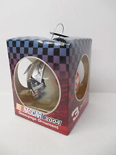 Dale Earnhardt NASCAR 2004 Decoupage Christmas Holiday Ornament Goodwrench #3