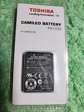 TOSHIBA Camileo S30 HD Digital Camcorder Battery PX1733 PX1733E-1BRS New