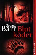 *~ BLUTKÖDER - Nevada BARR  tb  (2012)