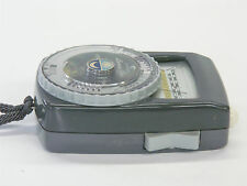 Gossen Luna Pro Light Meter w/Case
