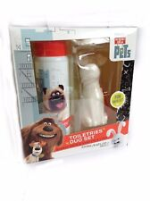 The Secret Life Of Pets Body Wash and Max Figure Soap Christmas Gift Set
