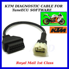 KTM moto 6 pin a 16 Pin Cavo Adattatore per interfaccia Tune ECU