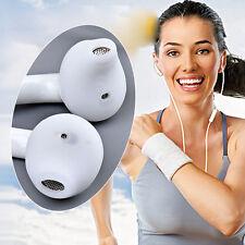 10pcs / lot Silikon-Kopfhörer-Kasten Earpads Ohr-Kappen für Samsung S6 S7 RA