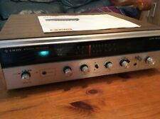 TRIO KR-2200 VINTAGE STEREO RECEIVER AMPLIFIER With Manual