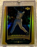KEN GRIFFEY JR 1999 UPPER DECK ENCORE FX HOLOGRAPHIC GOLD FOIL #81 SER #071/125