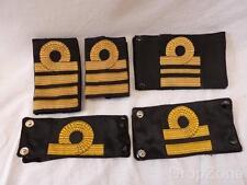 Royal Navy Officer's Shirt / Jumper Rank Slides Capt, Cdr, Lt Cdr, Lt, S/Lt
