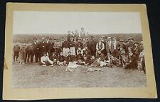 1885-1895 -  RIMOUSKI, QC, CANADA - BASEBALL TEAM - CABINET PHOTO - ORIGINAL