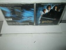 HARRY POTTER & CHAMBER OF SECRETS SOUNDTRACK rare cd 20 song JOHN WILLIAMS Mint