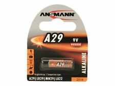 ANSMANN A29 9 V Alkaline Battery