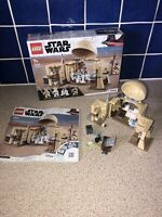 LEGO Star Wars Obi-Wan's Hut A New Hope Movie Playset 75270 No Minifigures