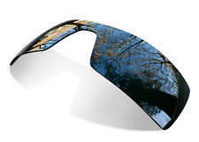 Polarized Replacement Lenses for oakley batwolf black color