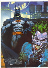 BATMAN MASTER SERIES 1995 SKYBOX TRADING CARD PROMO NO NUMBER DC