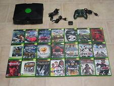 Xbox Konsole komplett mit 3 Gratis Spiele + Controller