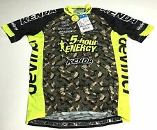 Suarez Jersey Full Zip Performance Line / 5-hour ENERGY Camo - New - Size XL