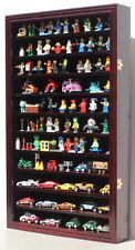 Hot Wheels 1:64 Scale / Lego Minifigure Display Case Wall Cabinet, HW11-MA