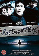 Postmortem (DVD, 2012) NEW DVD
