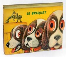 1960 Le Briquet Designed by Vojtech Kubasta French Pop-Up Book Artia del Ducca