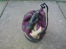 Bog roll bag made from dmp waterproof camouflage material adwcarpcamoproducts