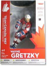 "Wayne Gretzky McFarlane Legends 12"" Figure Team 1987 Canada Red Jersey"