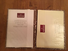 AUSTIN ROVER MONTEGO MANUAL BOOK PACK
