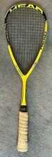 Head Cyano2 115 You Tek Innegra D30 Ct2 Squash Racquet