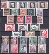 Ö 1946 Jahrgang Komplett Postfrisch ** MNH ANK 775 - 808