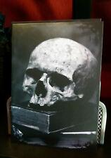 Postkarte - Schädel (limitiert) - Gothic/Gruft/WGT - Postcard - Skull (limited)