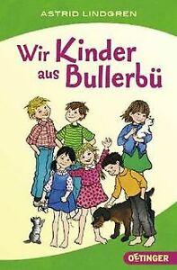 Wir Kinder aus Bullerbü von Lindgren, Astrid | Buch | Zustand gut