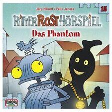 RITTER ROST - 15/DAS PHANTOM  CD  KINDERHÖRSPIEL  NEU