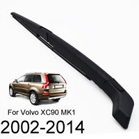 Rear Wiper Arm Blade Set For Volvo XC90 2002 2003 2004 2005 2006 2007-> 2014