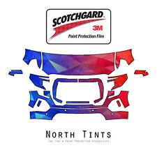 GMC Sierra 1500 2019-2020 PreCut 3M Scotchgard Paint Protection Clear Bra PPF