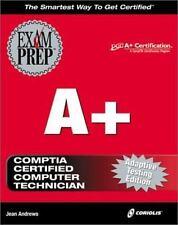 A+ Exam Prep by Jean Andrews (2000, Paperback)