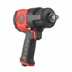 "Chicago Pneumatic CP7748 ½"" G-Series Air Impact Wrench 1300Nm Bonus 1/4"" Bit Se"