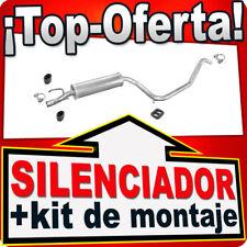 Silenciador Intermedio OPEL COMBO 1.2 1.4 1.7D 1993-2001 Escape TUE