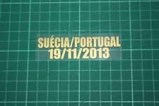 Portugal Coupe du monde Playoff seconde Jambe match match de 2013 détails Suécia vs Portugal