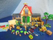 Playmobil® Giebel mit Lastkran aus 4490 Bauernhof Farm Sammlung #145