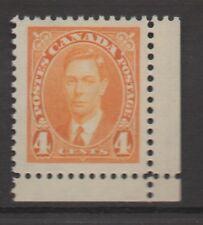 Canada Sc# 234 George VI Definitive 1937, MNH VF