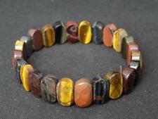 Bracelet from Stone mix of Aventurine and Tiger's eye Crystal Beautiful Beads